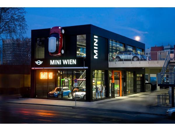 MINI WIEN Heiligenstadt by BMW Wien
