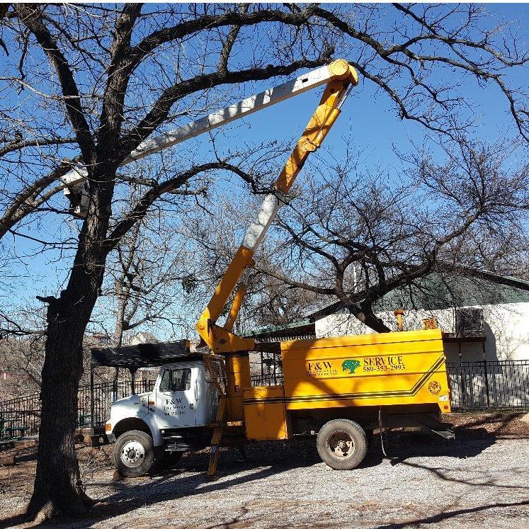 F&W Tree Service