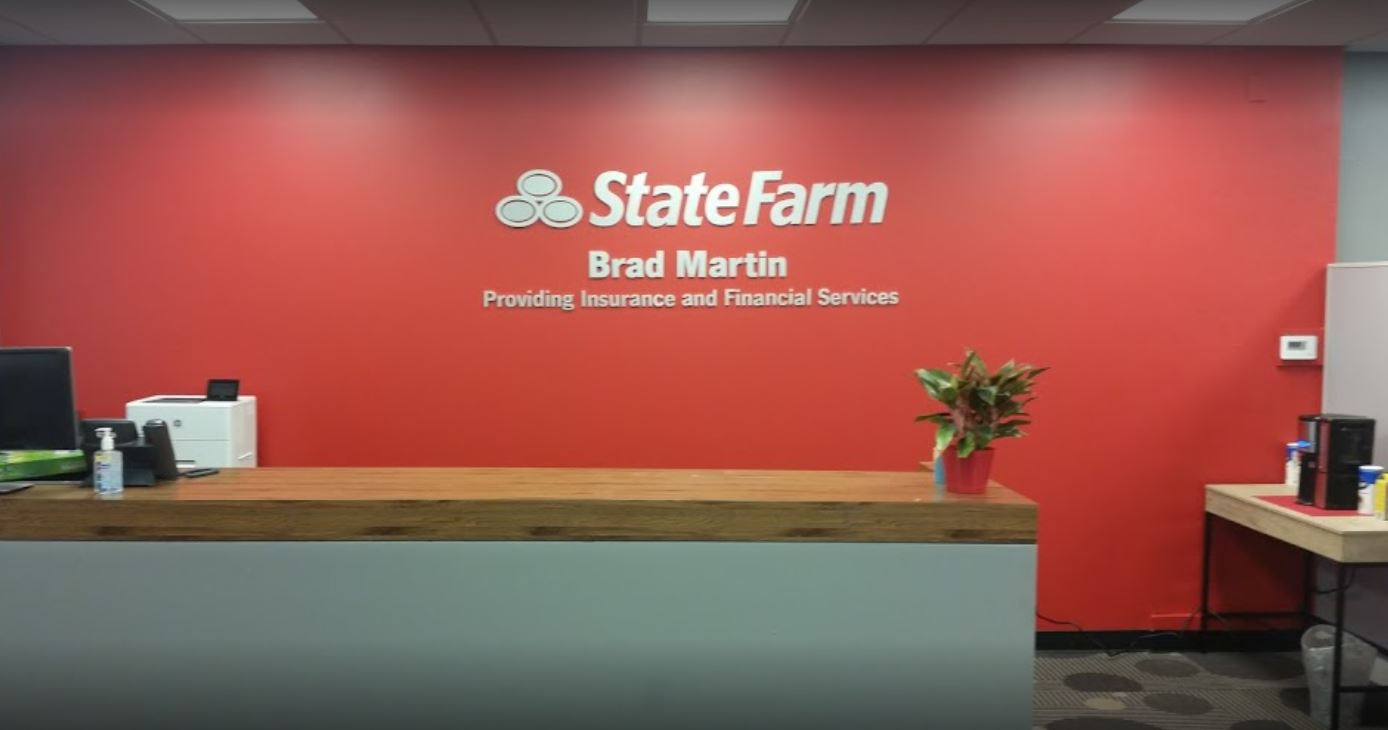 Views from the inside of our agency Brad Martin - State Farm Insurance Agent Auburn (989)424-6656