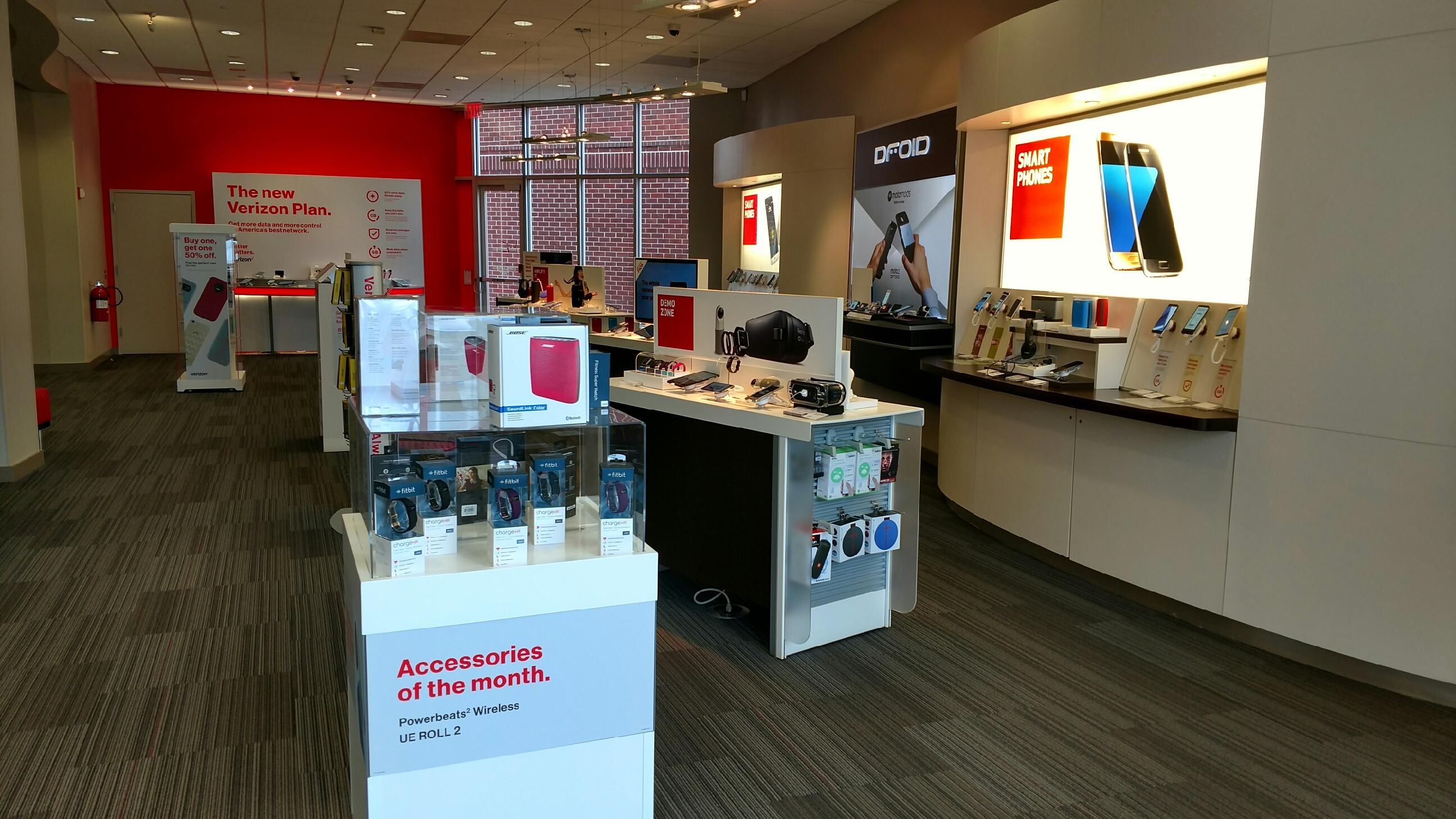 Verizon Store In Staten Island New York