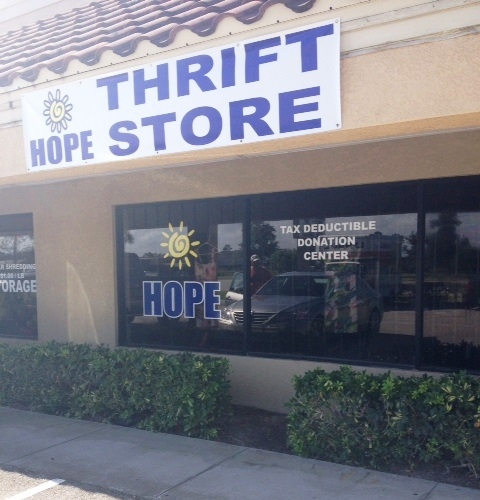 Hope Co Thrift Store 7600 Alico Rd Unit 3 Fort Myers Fl Discount Stores Mapquest