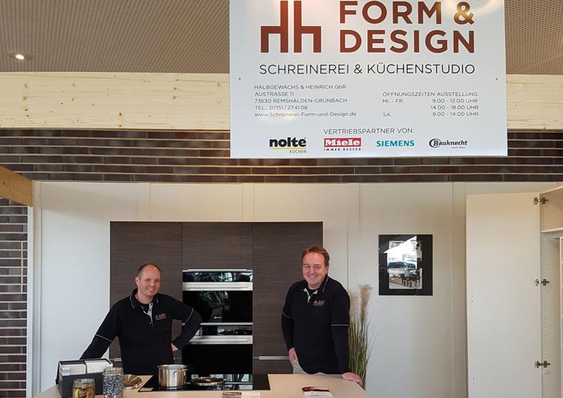 Küchenstudio & Möbel Form & Design