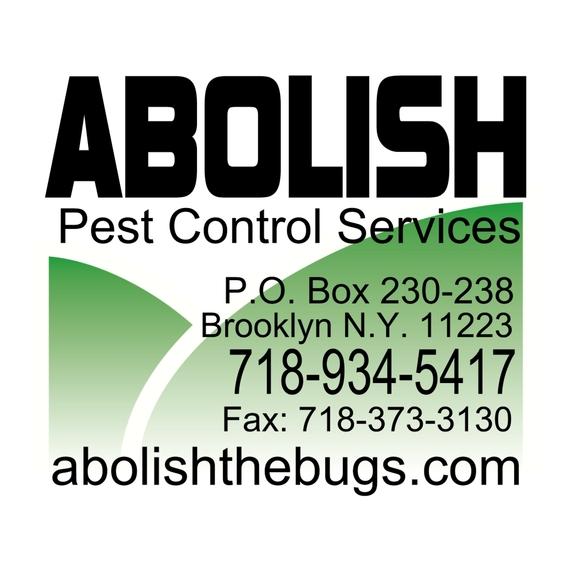 Abolish Pest Control - Brooklyn, NY