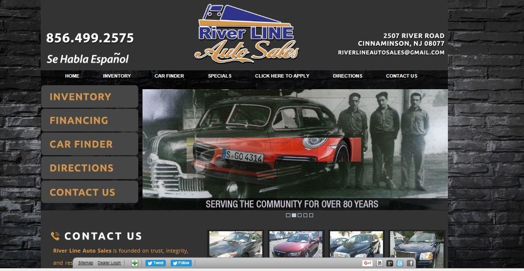 RiverLine Auto Sales