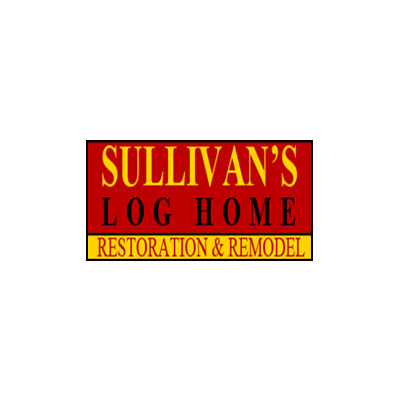 Sullivan's Log Home Restoration & Remodel