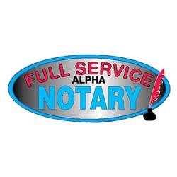Alpha Notary