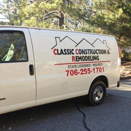 Classic Construction & Remodeling