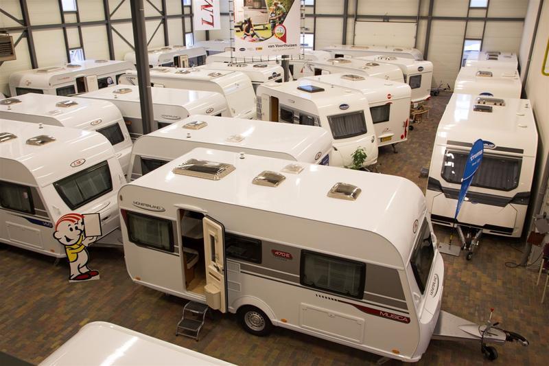 Voorthuizen Caravan
