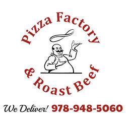 Rowley Pizza Factory - Rowley, MA - Restaurants