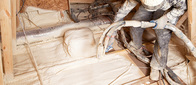Blown-in insulation is cost effective to install in your home or business in Naperville.