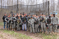 Group Outdoor Paintball Athelstane, WI - Wildman Adventures