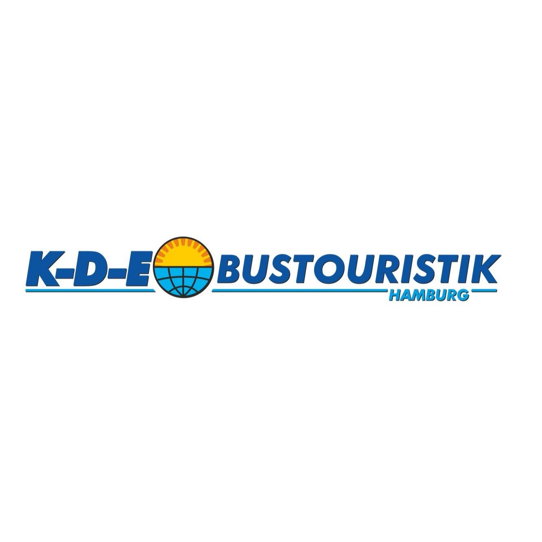 Logo von K.D.E. Bustouristik Hamburg GmbH