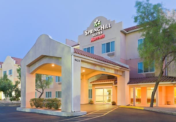 SpringHill Suites by Marriott Phoenix North image 0