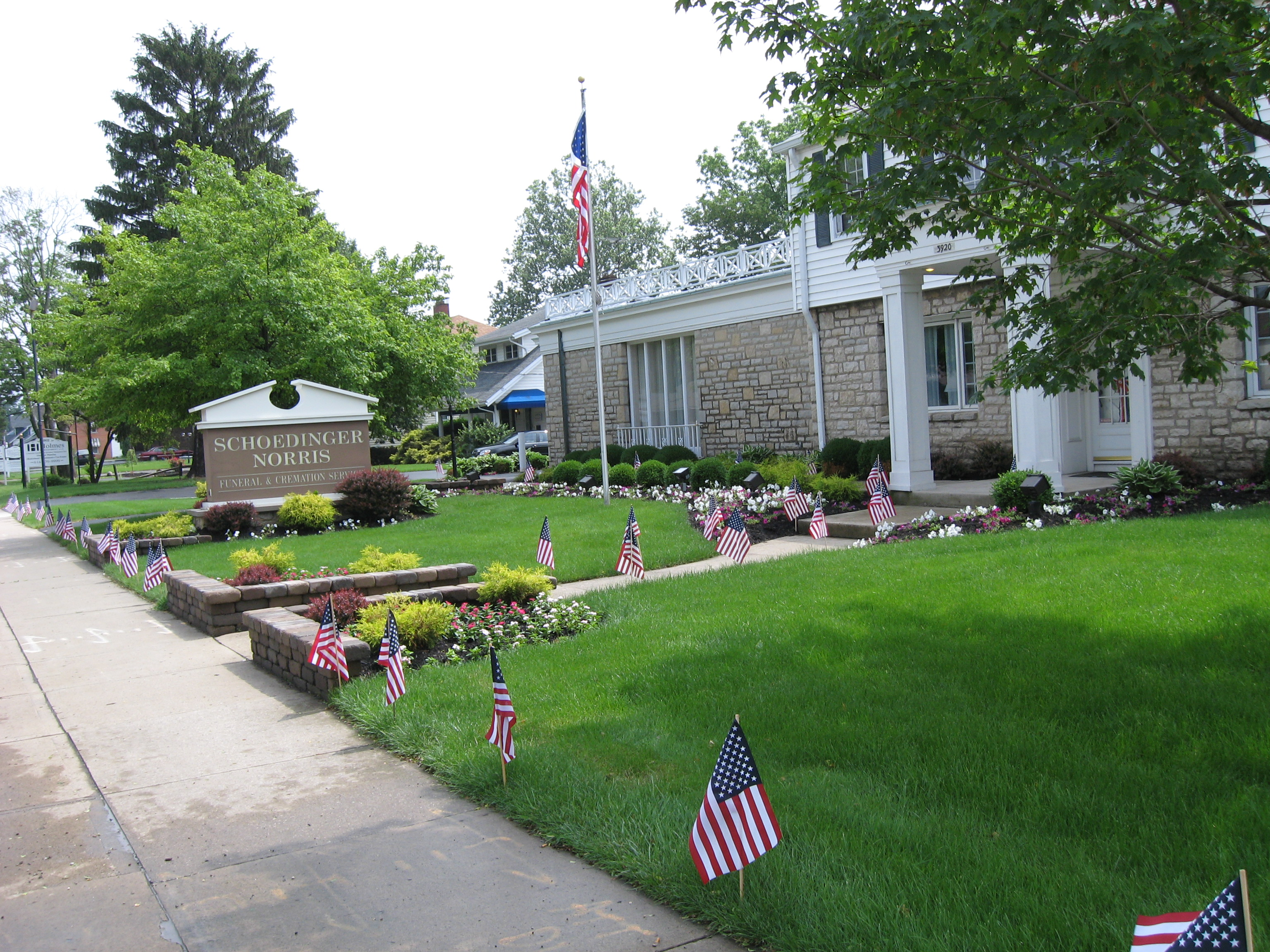 Schoedinger Funeral Home In Grove City Ohio