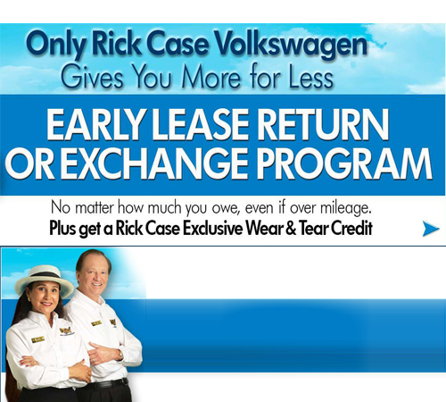 Rick Case Volkswagen In Davie Fl 33331