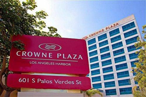 crowne plaza los angeles harbor hotel in san pedro ca. Black Bedroom Furniture Sets. Home Design Ideas
