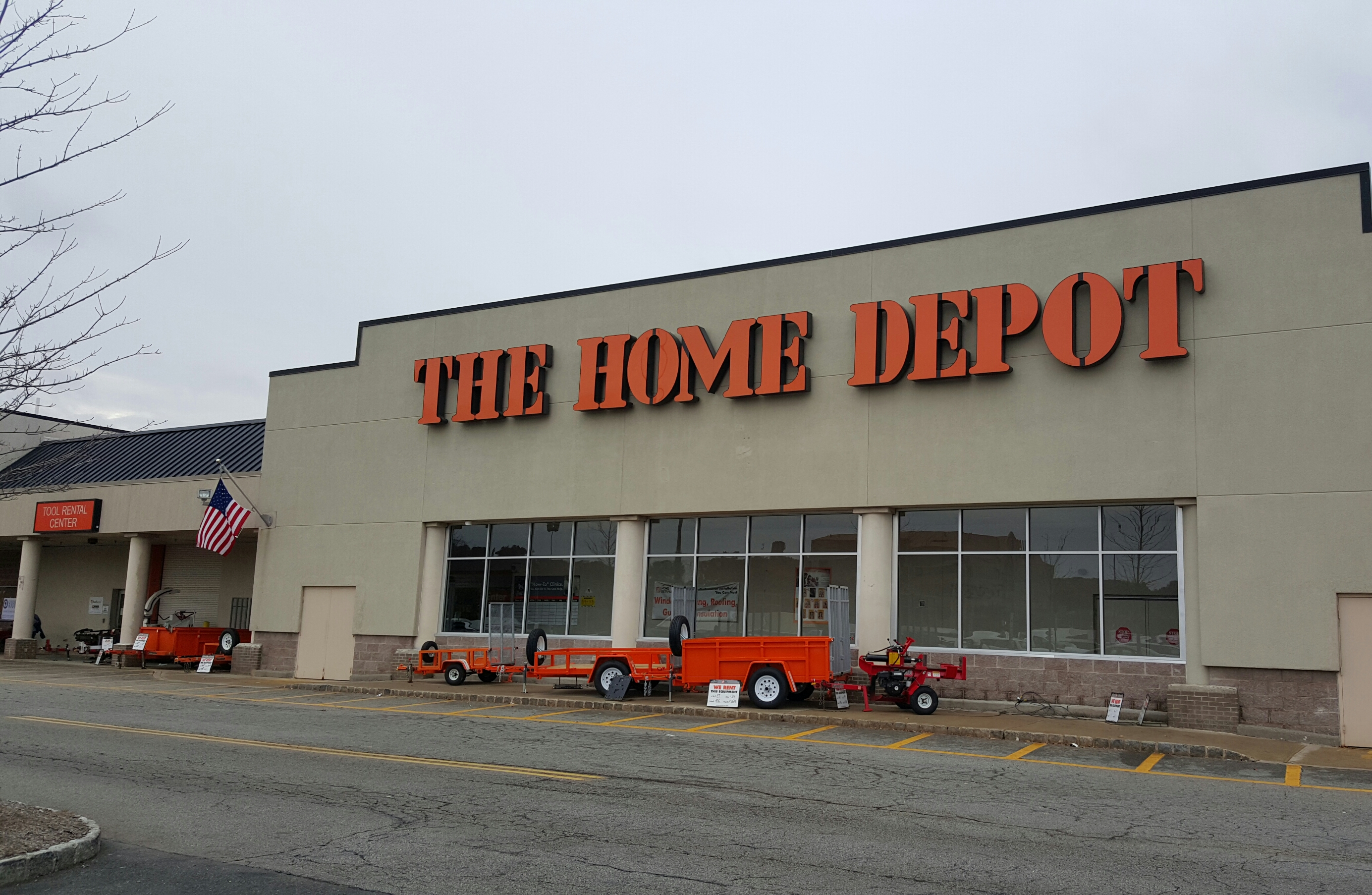 Home Depot New Jersey Store Hours