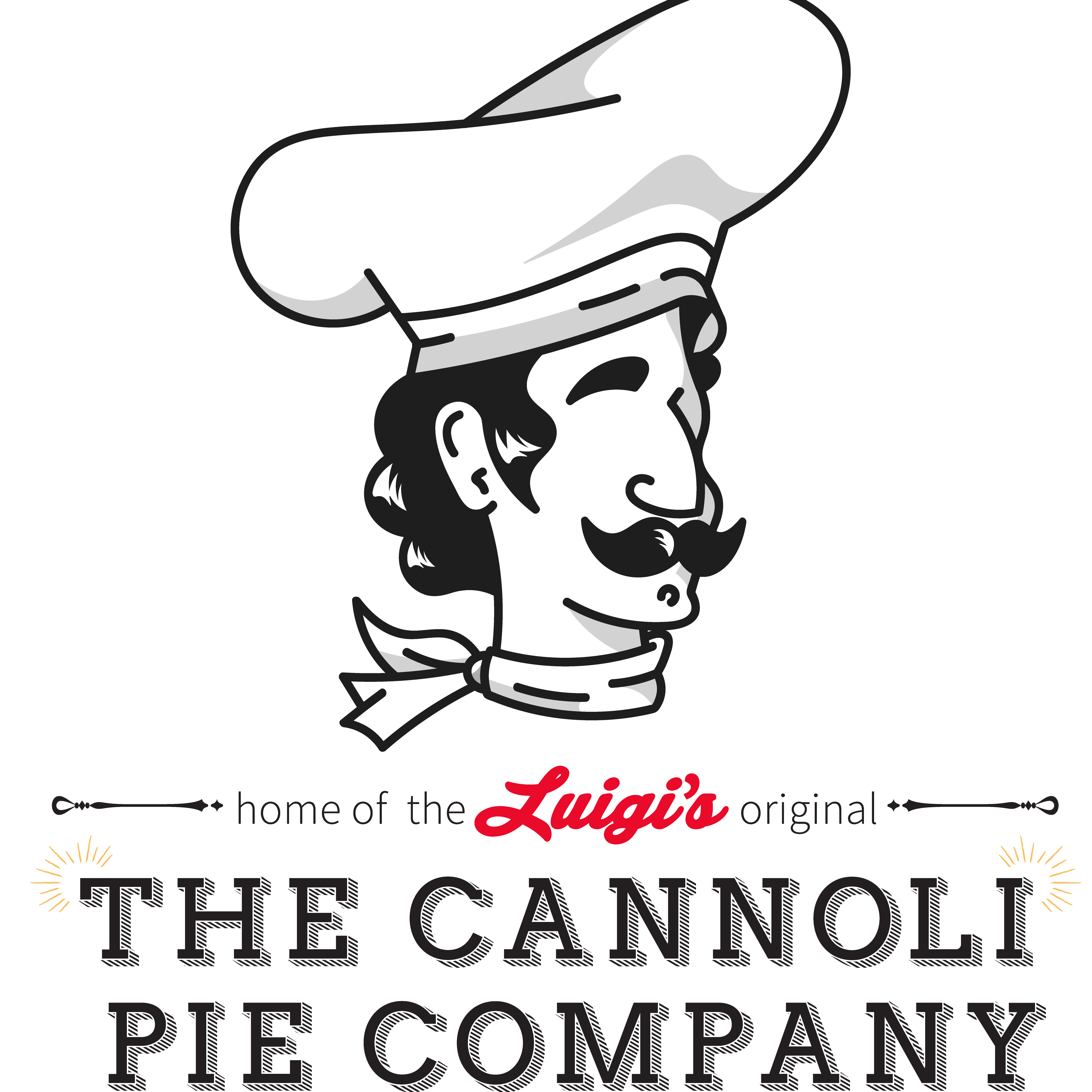 The Cannoli Pie Company - Factory Outlet | Luigi's Cannoli Cafe'
