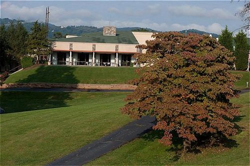 Rooms: Crowne Plaza Resort Asheville In Asheville, NC
