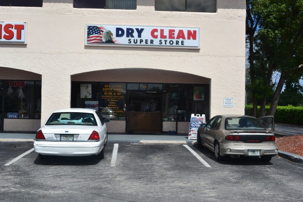 Dry Cleaning SuperStore