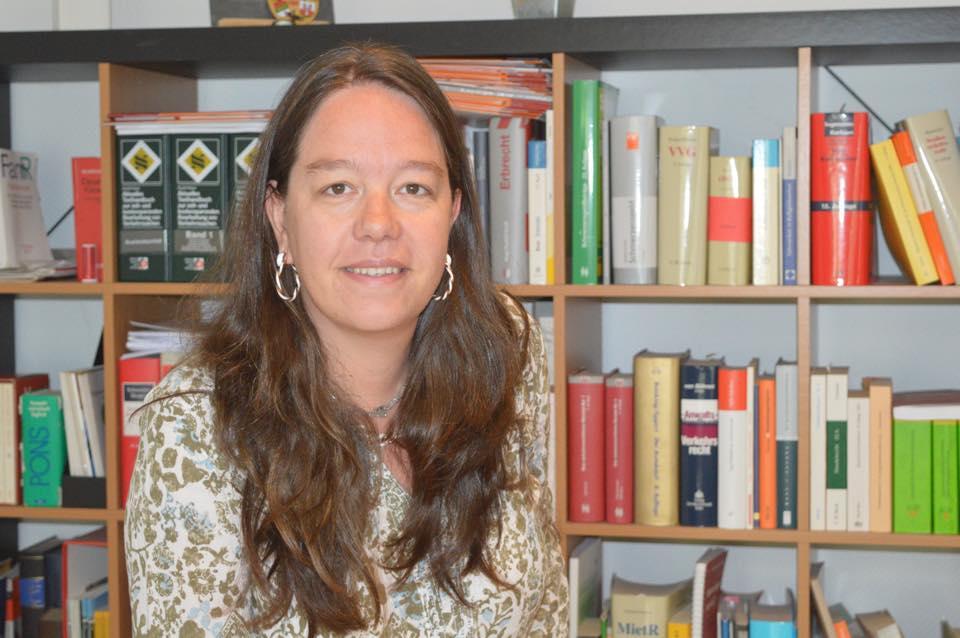 Rechtsanwältin Annette Jungmann