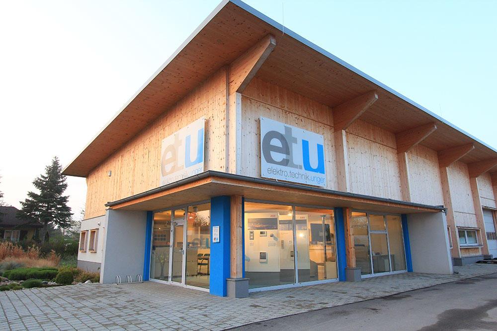 e.t.u. Elektrotechnik Unger GmbH
