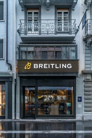 Breitling Boutique Luzern