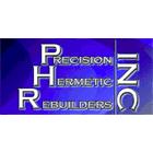Precision Hermetic Rebuilders Inc