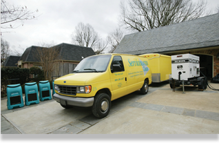 ServiceMaster DCS - Mold Remediation - Water Damage Restoration - Chicago, IL - ad image