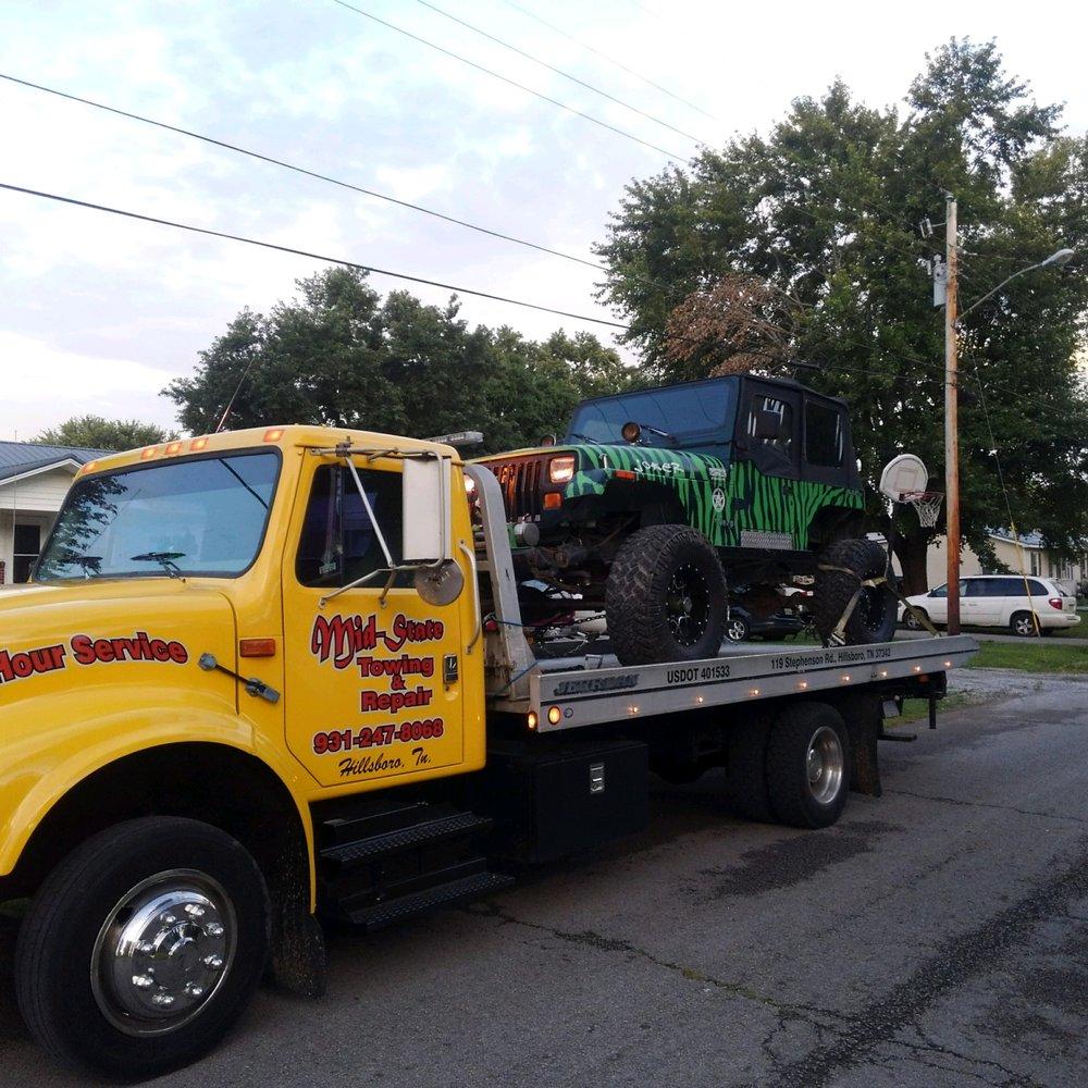 Mid-State Towing & Repair