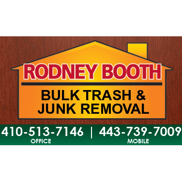 Rodney Booth Bulk Trash & Junk Removal