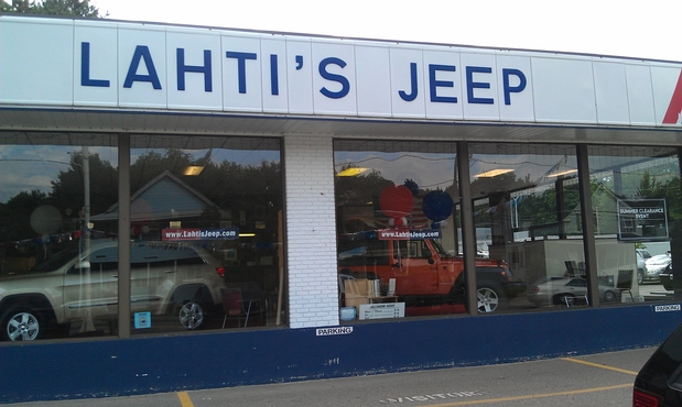 Lahti 39 S Jeep In Leominster Ma 01453 Citysearch
