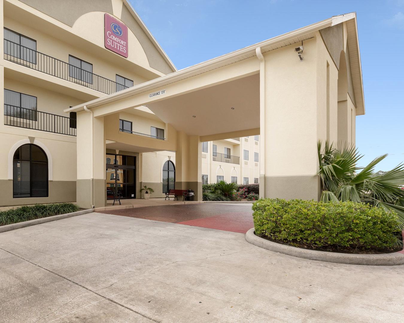 Hotels Near Bush Intercontinental Airport Houston