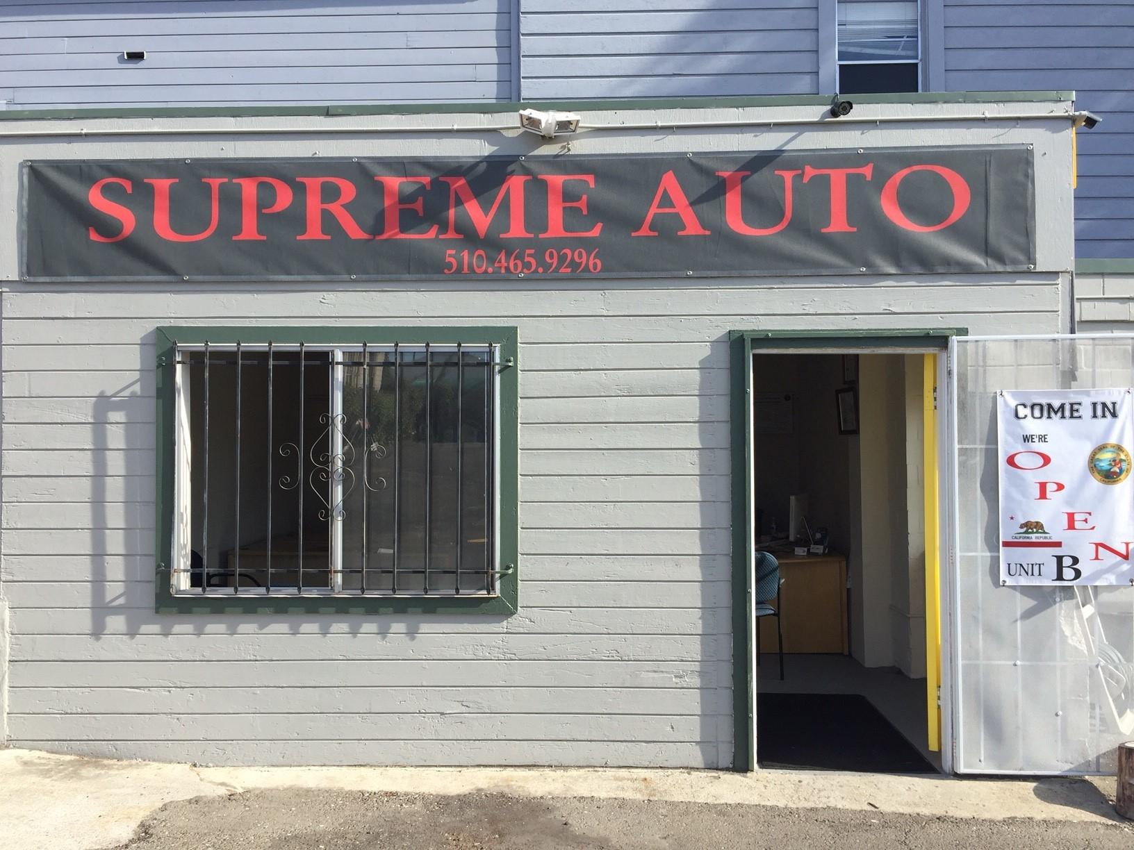 Supreme clothes store near me