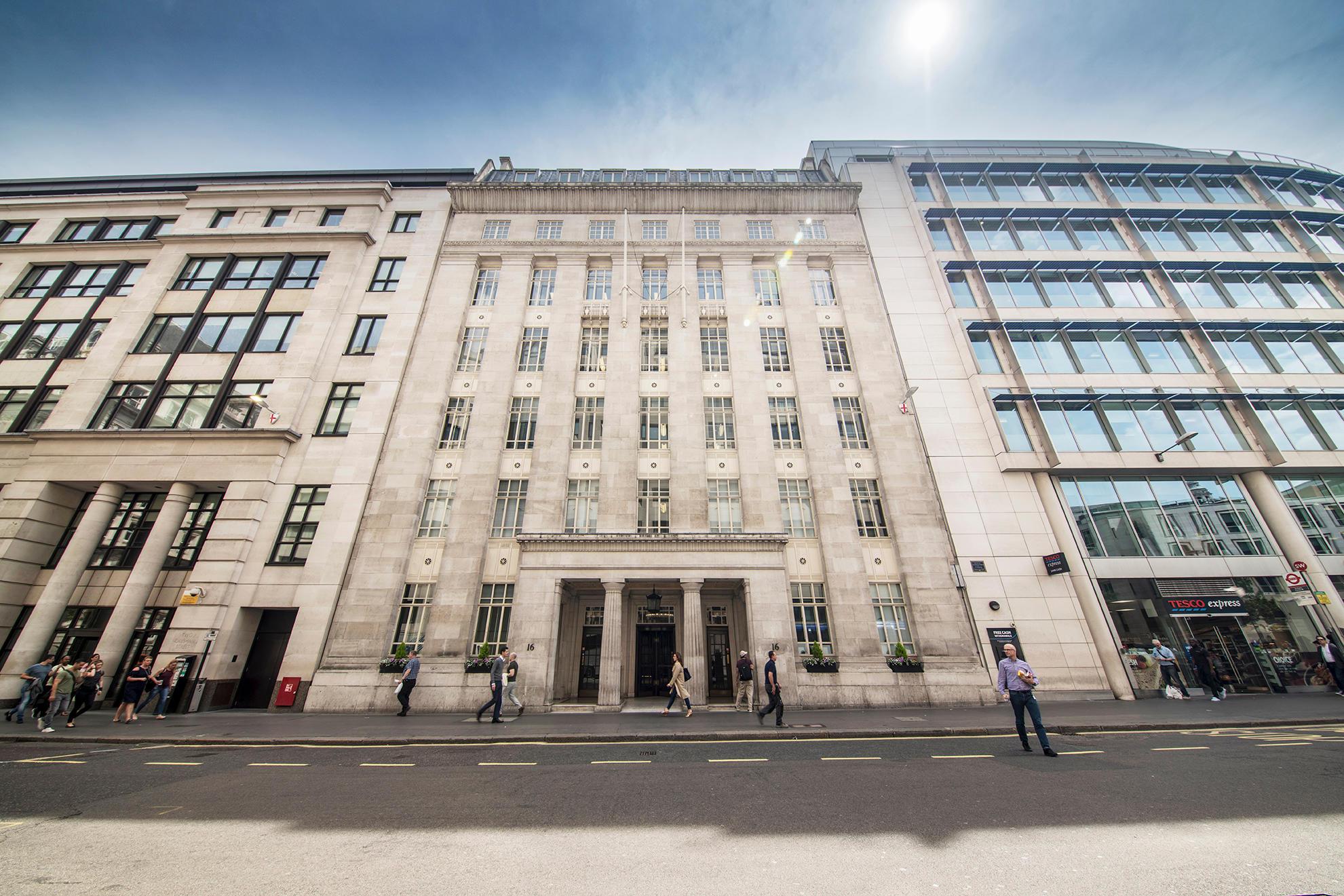 Regus - London St Paul's, London | Office Rental