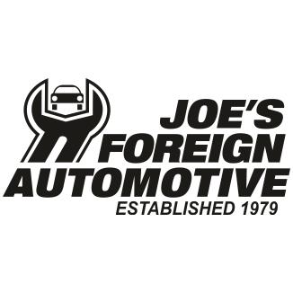 Joe's Foreign Automotive