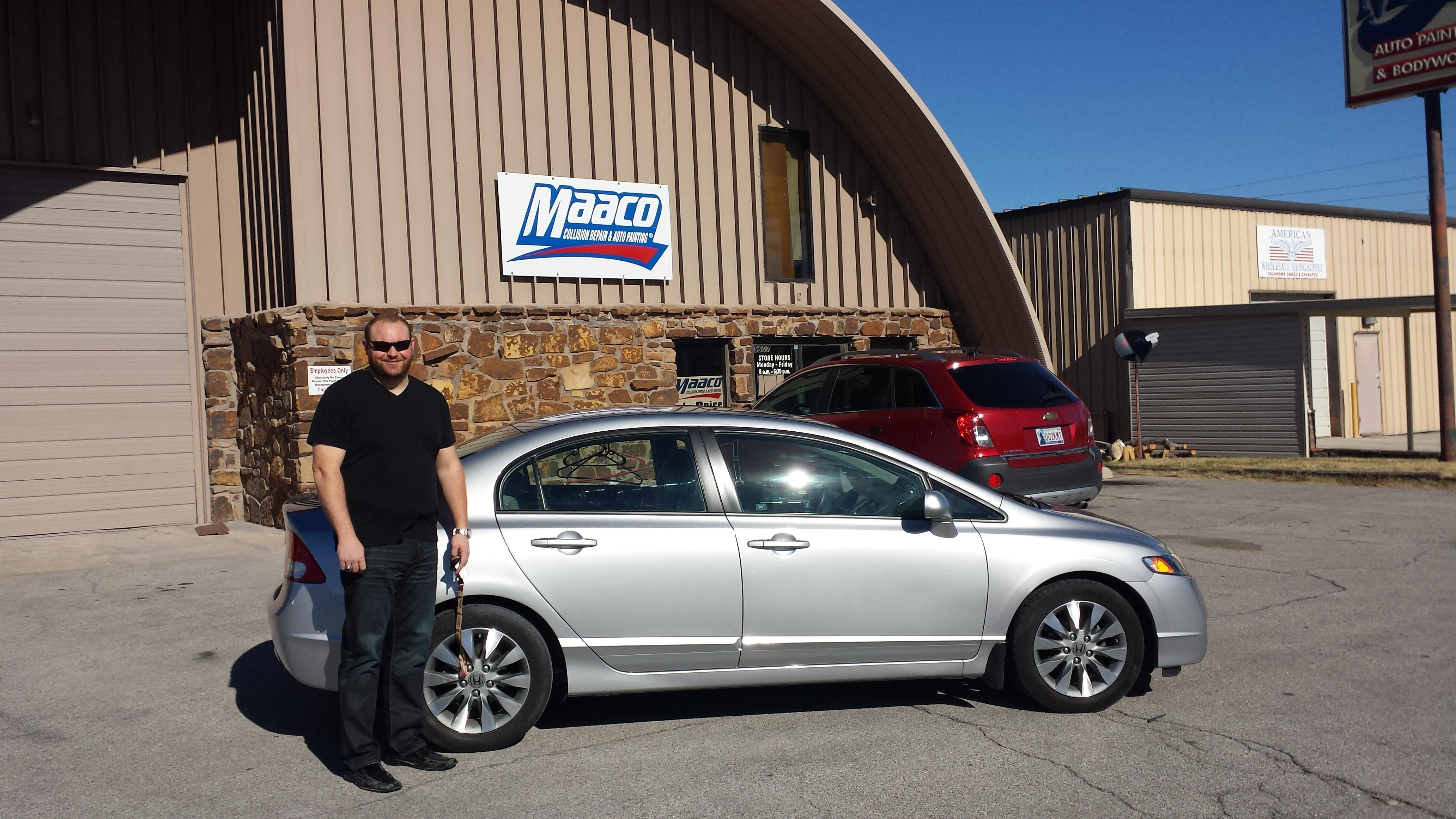 Maaco collision repair auto painting closed in kansas for Maaco paint reviews