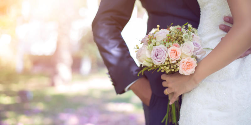 Our wedding flowers will help commemorate your big day in a very special way!