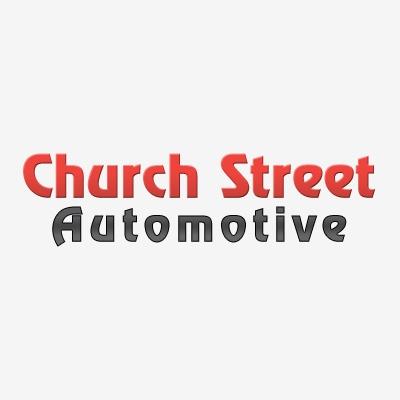 Church Street Automotive - Hendersonville, NC - Auto Body Repair & Painting