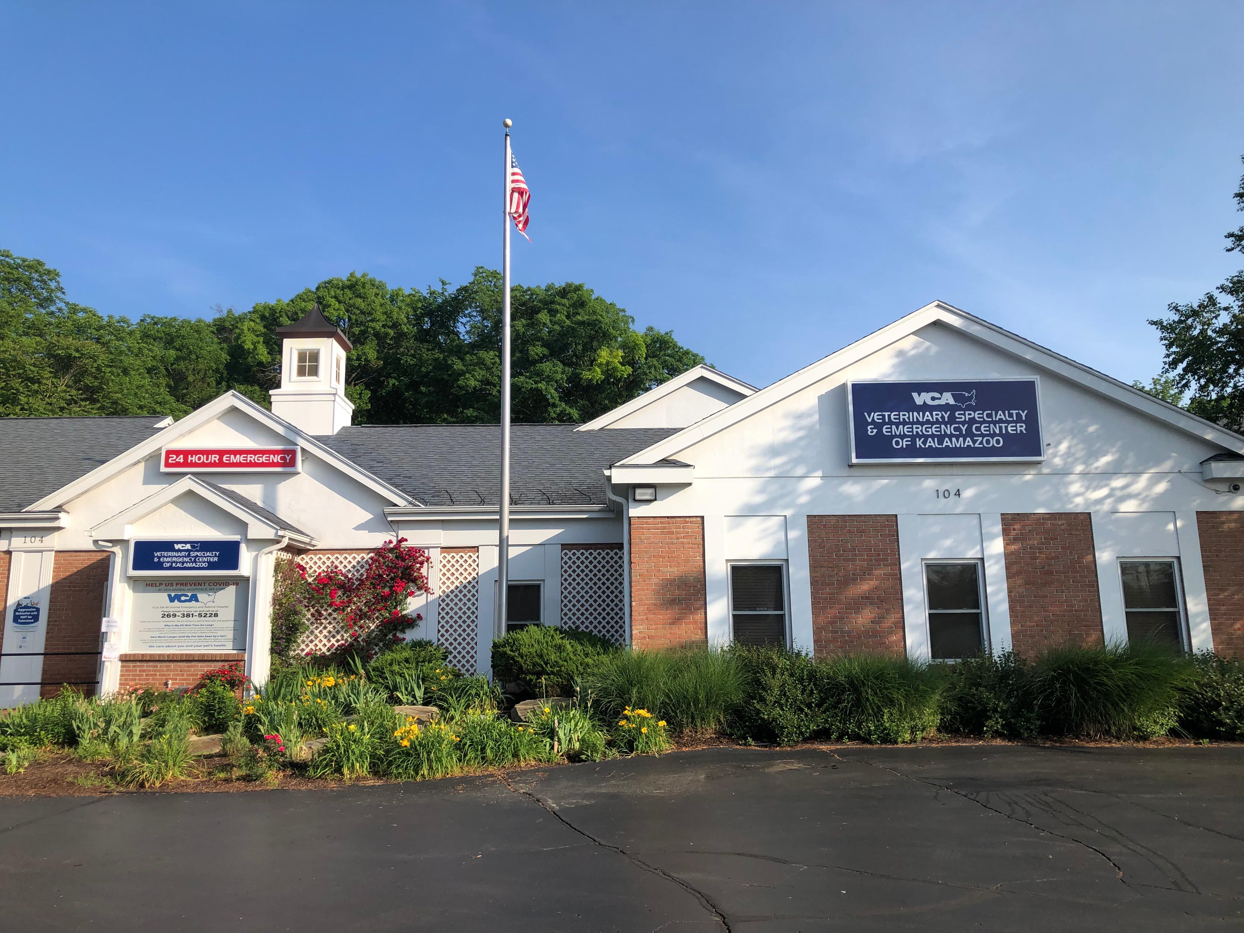VCA Veterinary Specialty & Emergency Center of Kalamazoo in Kalamazoo, MI, photo #2