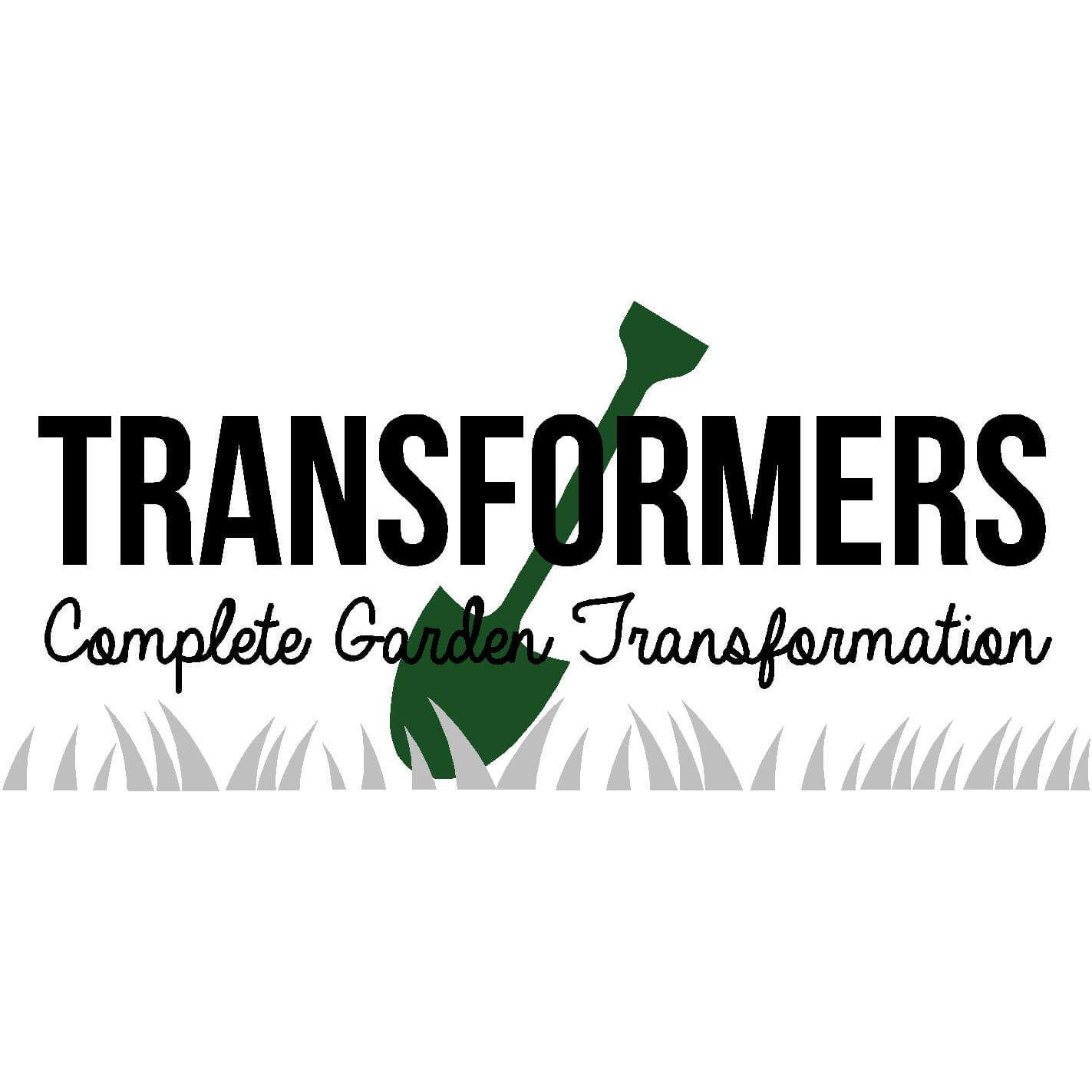 Transformers Complete Building & Garden Transformations Logo