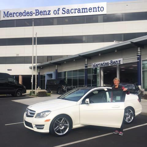 Mercedes benz of sacramento coupons near me in sacramento for Mercedes benz dealers in los angeles area