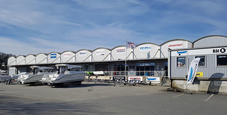 Båt & Tilhengerservice AS