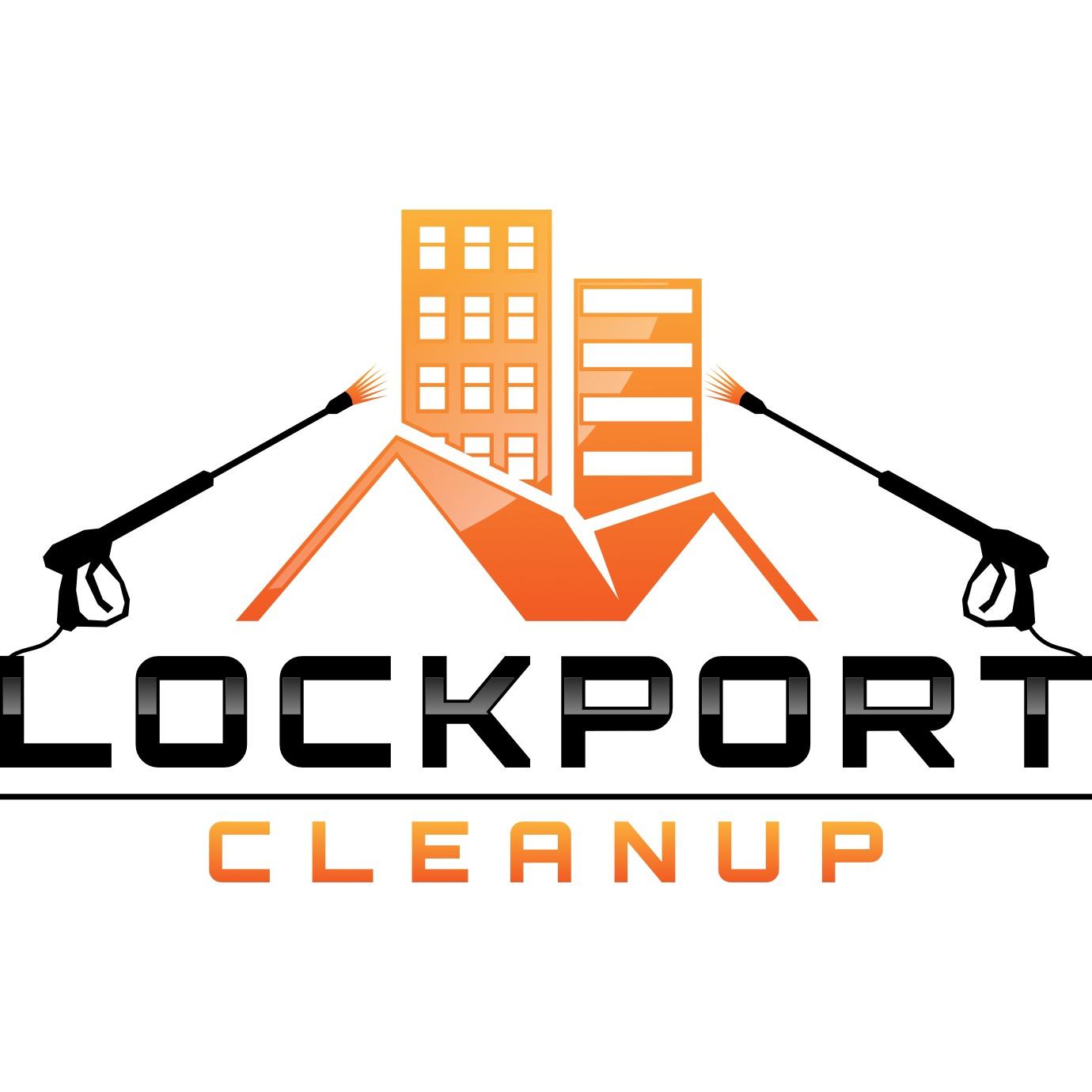 Lockport Cleanup Logo