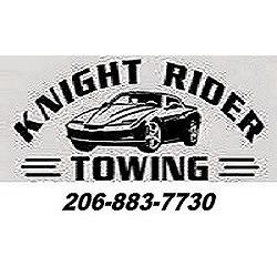 Knight Rider Towing