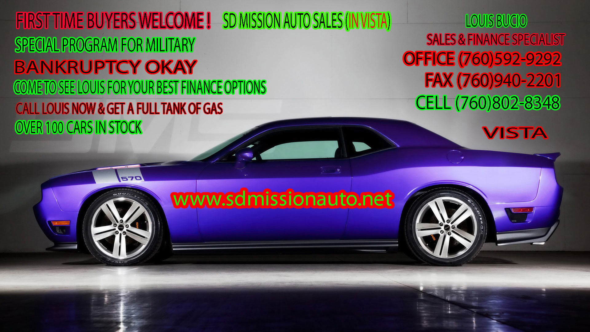 San Diego Mission Auto Sales