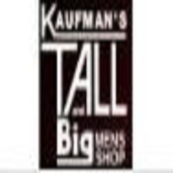 Kaufman's Tall and Big Men's Shop