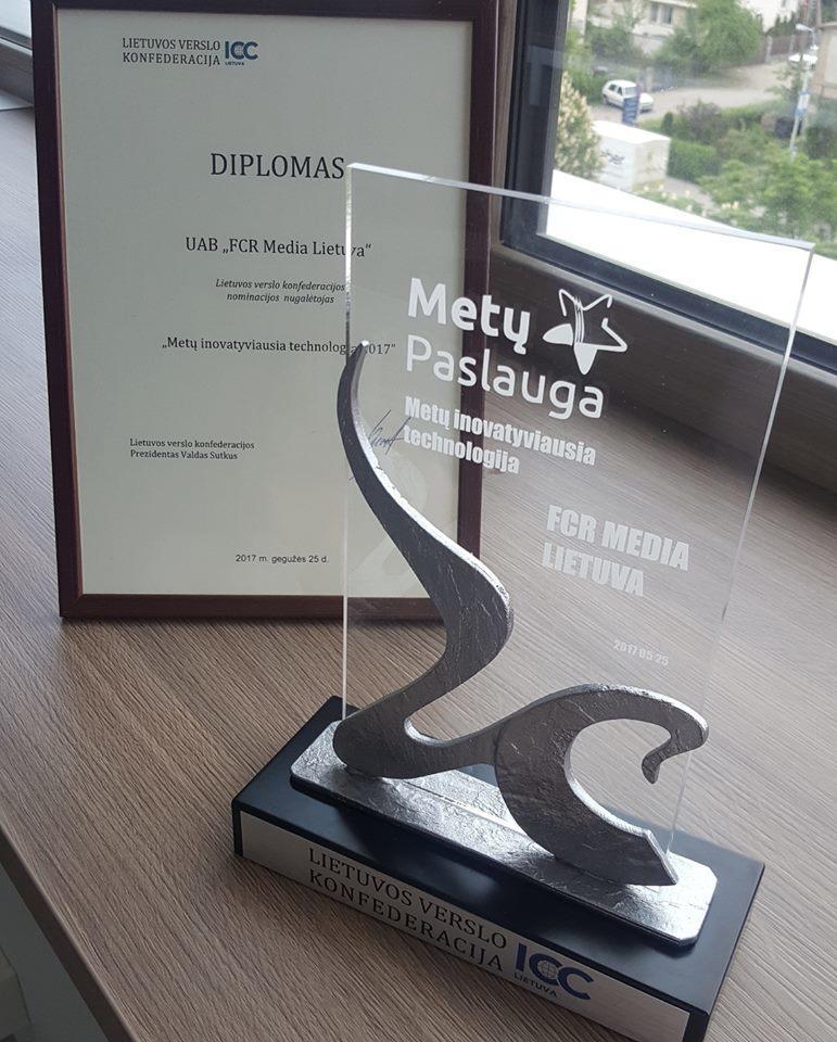 FCR Media Lietuva, UAB