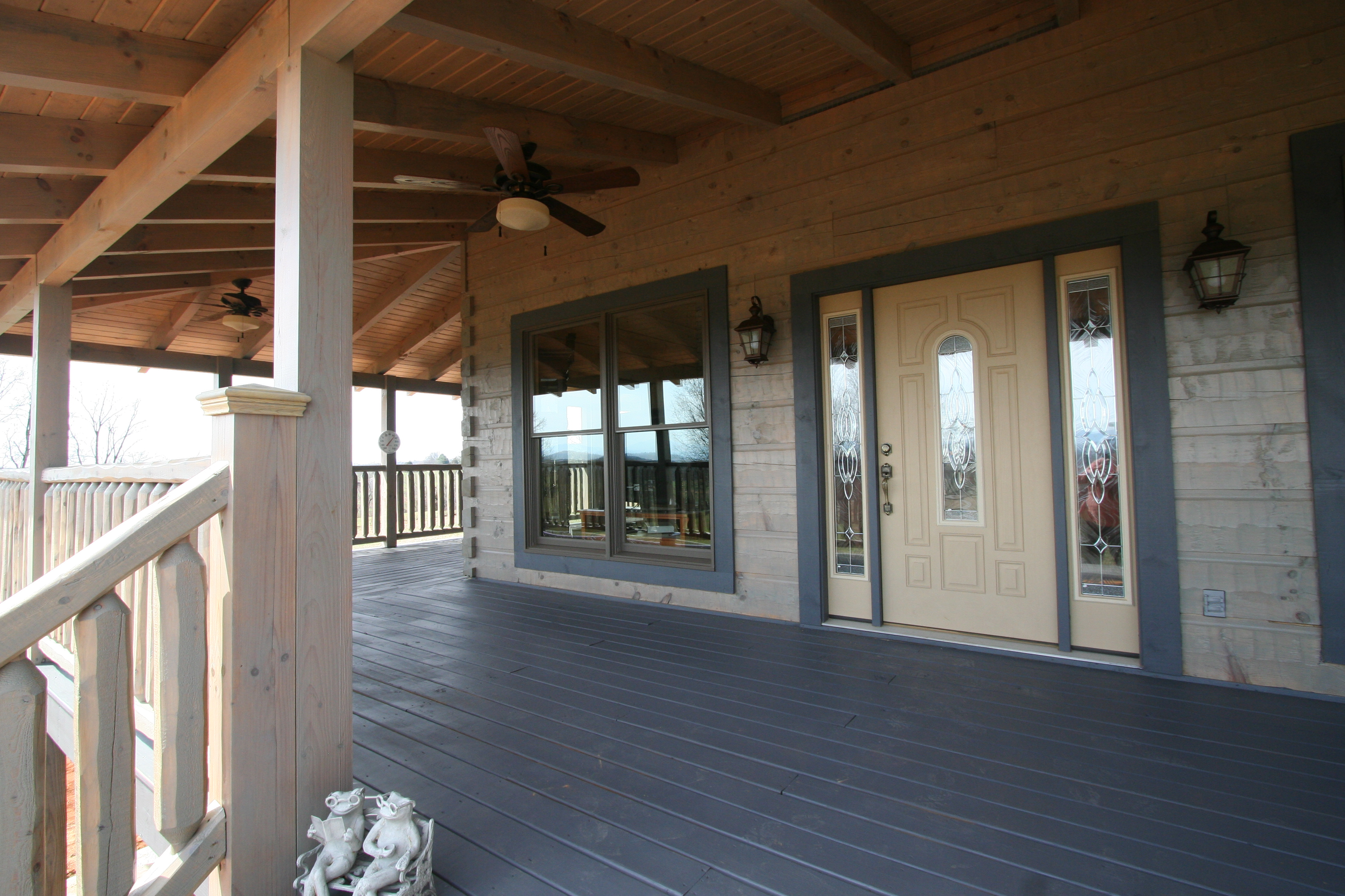 Custom Timber Log Homes image 5