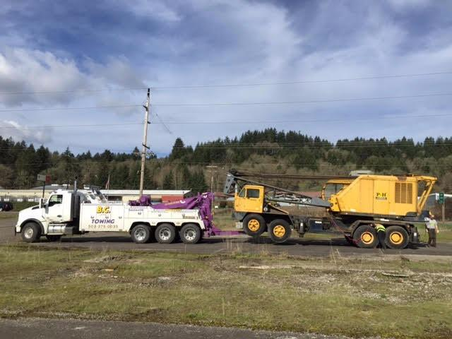 B C Towing Inc Salem Oregon Or Localdatabase Com